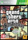 Grand Theft Auto (GTA): San Andreas, Xbox 360 -peli
