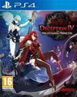 Deception IV (4) - The Nightmare Princess, PS4-peli
