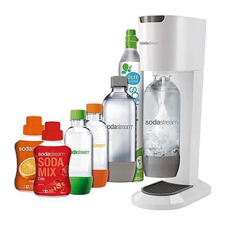 Sodastream Genesis Megapack, hiilihapotuslaite