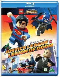 Lego: Justice League vs. Legion of Doom (Blu-Ray), elokuva