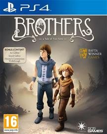 Brothers: A Tale of Two Sons, PS4-peli