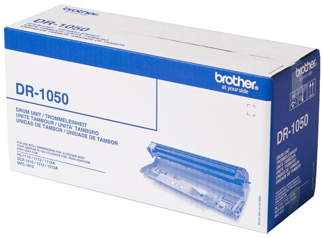 Brother DR1050, mustekasetti