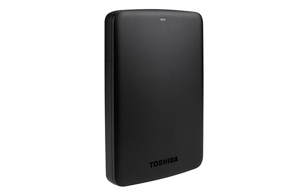 Toshiba Canvio Basics (1 TB, USB 3.0), ulkoinen kovalevy