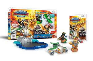 Skylanders Superchargers Starter Pack, Nintendo Wii -peli