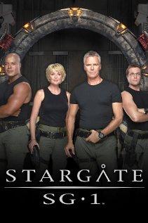 Tähtiportti (Stargate SG-1): Kaudet 1-10 + elokuva, TV-sarja