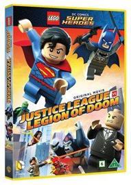 Lego: Justice League vs. Legion of Doom, elokuva
