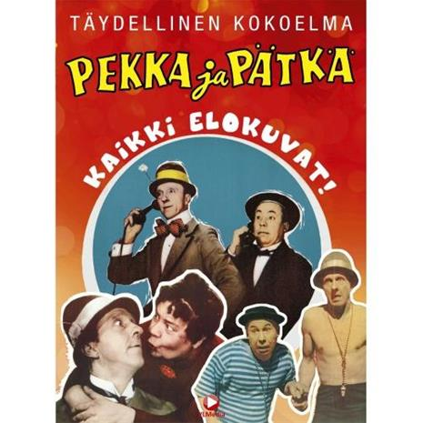 Pekka ja Pätkä - Täydellinen kokoelma, elokuva