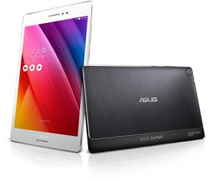 "Asus ZenPad S 8.0"" WiFi 64 GB, tabletti"