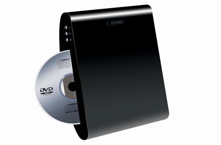 Denver DWM-100USB, DVD-soitin