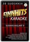 Finnhits 22 - Suosikki-iskelmät 9, karaoke-dvd