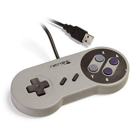 Classic SNES USB Controller, PC-peliohjain