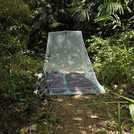 Cocoon Mosquito Outdoor Net Hyttysverkko Double, vihreä