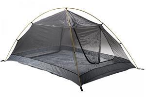 Cocoon Mosquito Dome Double Hyttysverkko, harmaa/musta