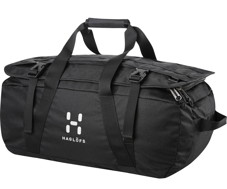 Haglöfs Cargo 60 Matkalaukku musta 02b6b71286