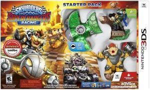 Skylanders Superchargers Starter Pack, Nintendo 3DS -peli