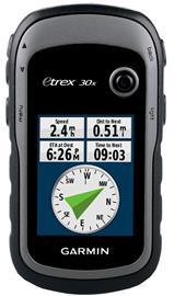 Garmin eTrex 30x, navigaattori