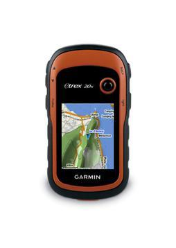 Garmin eTrex 20x, navigaattori