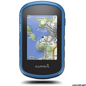 Garmin eTrex touch 25 navigation device incl. TopoActive Europa map black