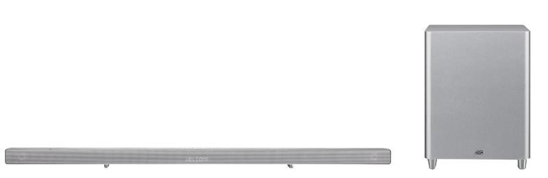JVC TH-WL709, soundbar kotiteatteri