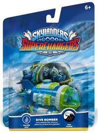 Skylanders Superchargers - Dive Bomber, hahmo