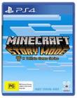 Minecraft Story Mode, PS4-peli