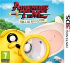 Adventure Time: Finn and Jake Investigations, Nintendo 3DS -peli
