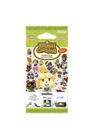 Animal Crossing Amiibo Cards, 3 korttia