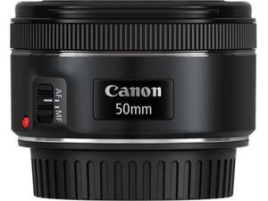 Canon EF 50mm f/1.8 STM objektiivi