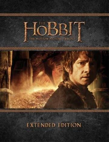 Hobitti Trilogia - Extended Edition (The Hobbit 1-3, Blu-Ray), elokuva