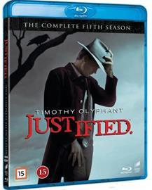 Justified: Kausi 5 (Blu-Ray), TV-sarja