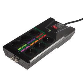 Monster PowerCenter AV 550 G+ (MC121794),  ylijännitesuoja