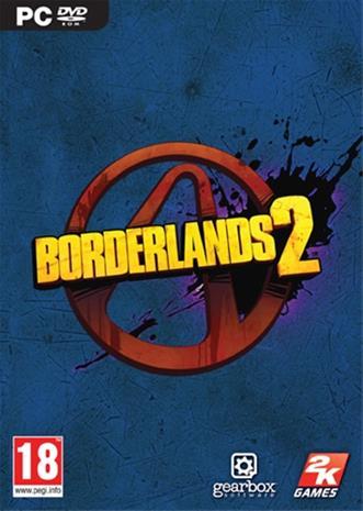 Borderlands 2, PC-peli
