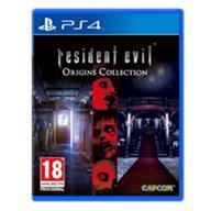 Resident Evil: Origins Collection, PS4-peli