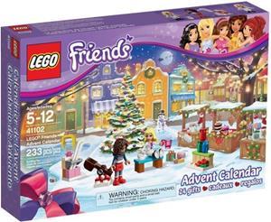 lego friends joulukalenteri 2018 Lego Friends 41102 joulukalenteri, hinta 25€ lego friends joulukalenteri 2018