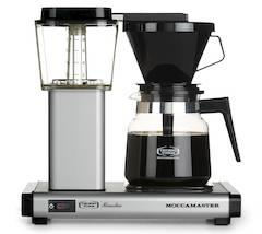 Moccamaster H931AO, kahvinkeitin