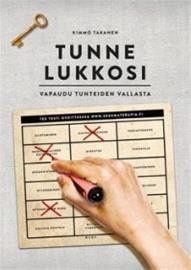 Tunne lukkosi (Kimmo Takanen), kirja