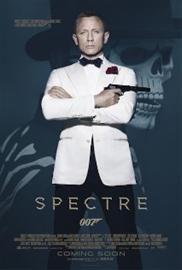 007 Spectre (2015, Blu-Ray), elokuva