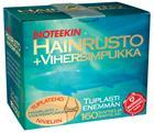 Bioteekin Hainrusto + Vihersimpukka, 160 kaps.