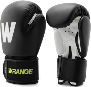 Wrange B&W, nyrkkeilyhanskat nahkaa