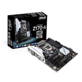 Asus Z170-A, emolevy