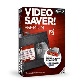 Magix Video Saver 8 Premium, ohjelmisto