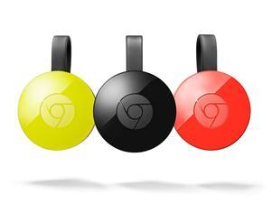 Google Chromecast (2nd gen), mediatoistin