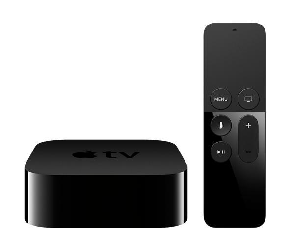 Apple TV 32GB (4th gen), mediatoistin
