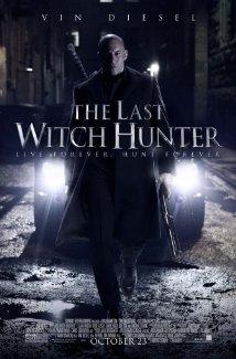 The Last Witch Hunter (2015, Blu-ray), elokuva
