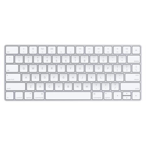 Apple Magic Keyboard, näppäimistö