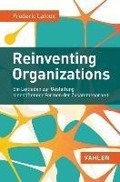 Reinventing Organizations (Frederic Laloux), kirja