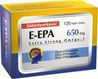 Tri Tolosen E-EPA 650 mg, 120 kaps.