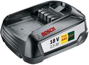 Bosch PBA 18V (1600A005B0) 18V 2,5Ah W-B , tarvikeakku