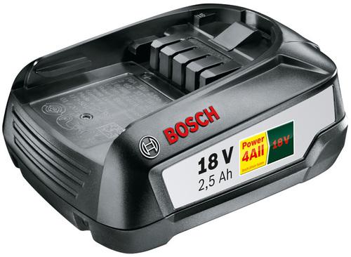 Bosch PBA 18V (1600A005B0) 18V 2,5Ah W-B, työkaluakku