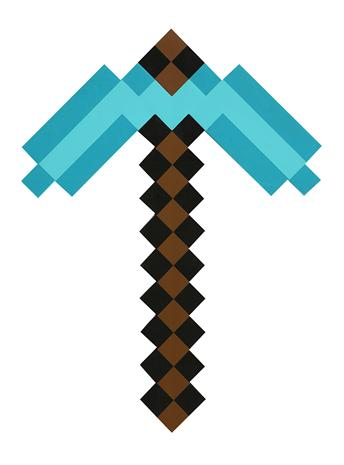 Minecraft Diamond, hakku
